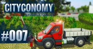 CITYCONOMY – Service for your City Stadtsimulator #007 – Der Gärtner!