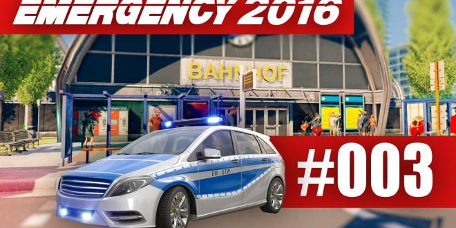 EMERGENCY 2016 #003 – Massenpanik in München!