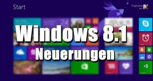 Windows 8.1: Das ist neu!