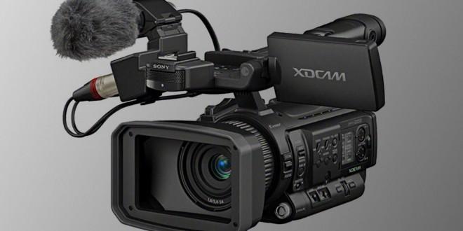 Die neue Sony PMW 100!