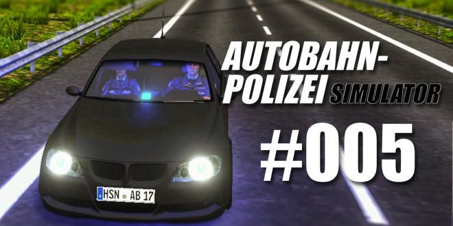 Autobahnpolizei-Simulator #005 – Gestohlenes Fahrzeug entdeckt!