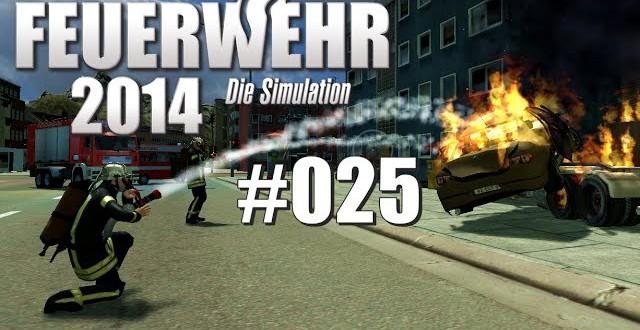 Feuerwehr 2014 – Die Simulation #025 – Die Lagerhalle brennt!