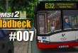 OMSI 2 Projekt Gladbeck 2016 Solaris Urbino 18 #007 – Auf der 232 durch Datteln!