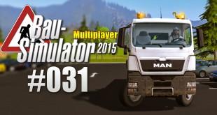 Bau-Simulator 2015 Gold Multiplayer #031 – Der lange Weg zum Baustoffhändler…