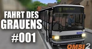 Fahrt des Grauens: Setra 215 UL auf TB 256 (Gladbeck) OMSI 2   – 1 / 6 LIVESTREAM