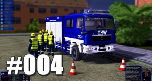 THW-Simulator 2012 #004 – Ein Radlader macht Poledance