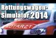 Rettungswagen-Simulator 2014 im Test