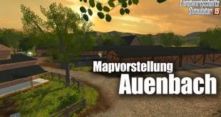 Auenbach – Mapvorstellung Landwirtschafts-Simulator 15