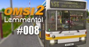 OMSI 2: Mit dem O405 durch Lemmental #008 – Grün, gelb oder rot?