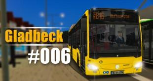 OMSI 2 Projekt Gladbeck 2016 Citaro 2 #006 – Mit 70 Km/h durch die Stadt!