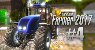 Landwirtschaft 2017 #004 – Traktor umlackiert! I Let's Play Professional Farmer 2017 deutsch