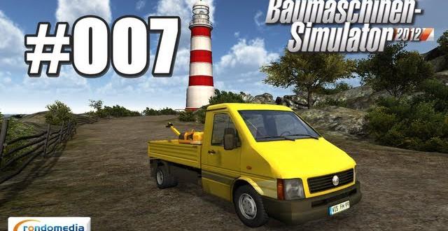 Simulatoren – Baumaschinen-Simulator 2012 #007 – Der nächste Bagger