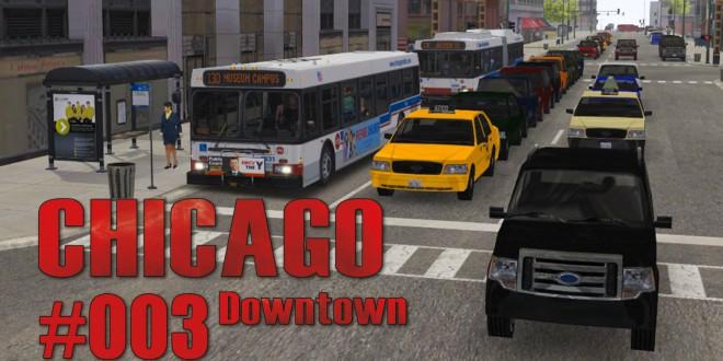OMSI 2: Chicago Downtown #03: Angekommen und meine Meinung!
