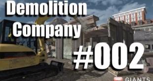 Demolition Company #002 – Oh, ein Metallteil!