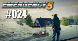 Emergency 5 #024 – Hochwasser gemeistert!