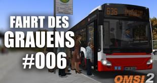 Fahrt des Grauens: Citaro C2 auf 636 (Römerberg) OMSI 2 – 6 / 6 LIVESTREAM