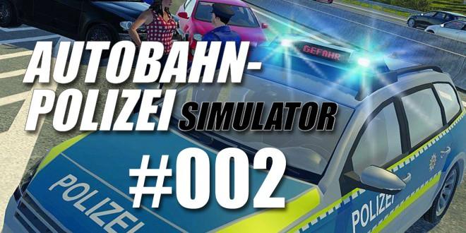 Autobahnpolizei-Simulator #002 – Unfälle!