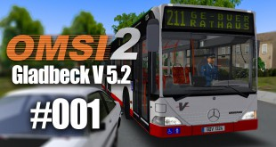 Gladbeck V 5.2: Linie 211 #001 – OMSI 2 (Preview)