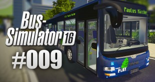 BUS-SIMULATOR 16 #09 – Der nordrheintvplay-Bus! I Let's Play Bus Simulator 2016 deutsch HD