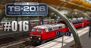 Train Simulator 2016 – Ein Auftrag ohne Schwierigkeiten?! | BR 218 auf Hamburg –  Lübeck | #016