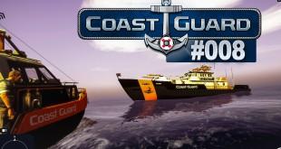 Coast Guard #008 – Allgemeine Fragerunde auf der Bohrinsel