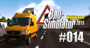 Bau-Simulator 2015 Gold Multiplayer #014 – Komplizierte Operation!