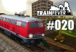 Train Fever BETA #020 – Der rote Pfeil
