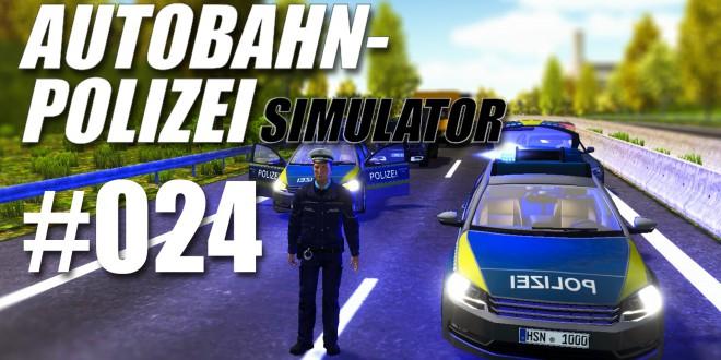 Autobahnpolizei-Simulator #024 – Mit 200 km/h über die Autobahn!