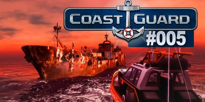 Coast Guard #005 – Pumpen vs. Wassereinbruch