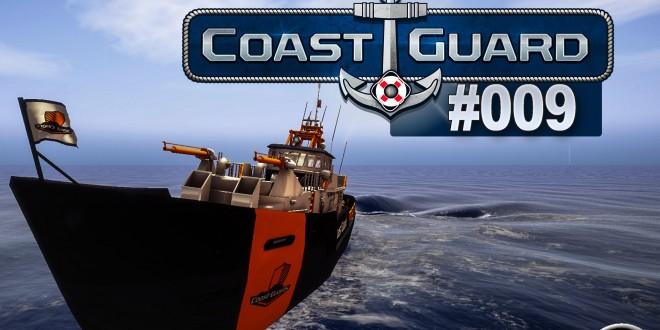 Coast Guard #009 – Ermittlungsarbeiten auf der Bohrinsel