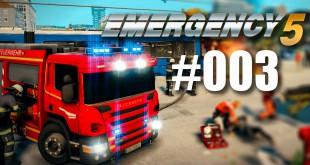 Emergency 5 #003 – HILFE! Großbrand im Wald!
