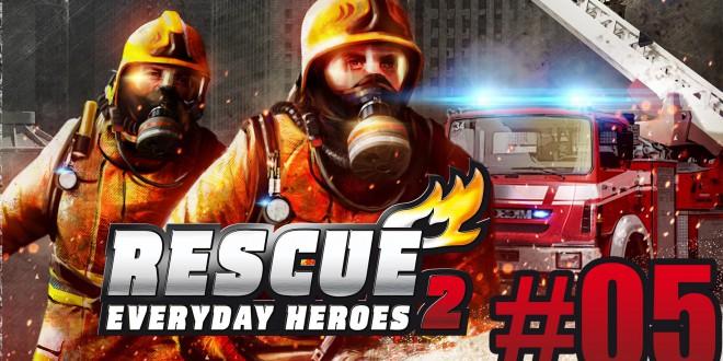 Rescue 2 #05 – Der Bürobrand