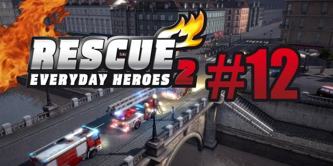Rescue 2 #12 – Komplizierter Galleriebrand