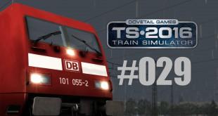 Train Simulator 2016 – Unterwegs mit der BR 101 #29 – Die Kruppstahl-Freiluft-Oberleitung