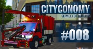 CITYCONOMY – Service for your City Stadtsimulator #008 – Rasen mähen!