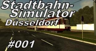 Stadtbahn-Simulator Düsseldorf #001 – Vom Hodometer bis zum Amokfahrer