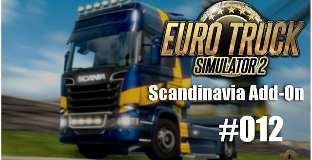 Euro Truck Simulator 2: Scandinavia Add-On #012 – Ne Leerfahrt
