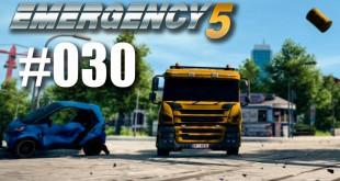 Emergency 5 #030 – Zu viel Feuer!
