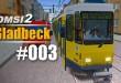 OMSI 2 Projekt Gladbeck 2016 mit der Straßenbahn Tatra KT4Dtm #003 – Weichen-Wirr-Warr in Buer!