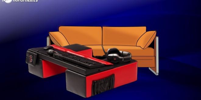 Bequem von der Couch zocken! Couchmaster
