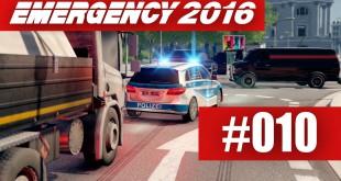 EMERGENCY 2016 #010 – Konvoi gestoppt von Kriminellen!