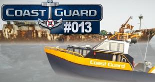 Coast Guard #013 – Erstes Verhör mit dem Oger