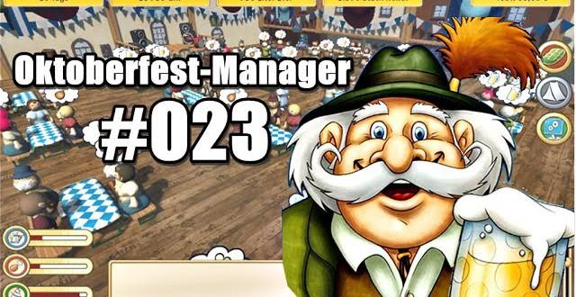 Oktoberfest Manager #023 – Fragen und Antworten