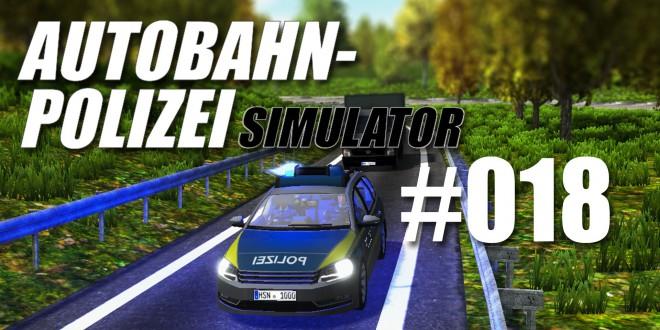 Autobahnpolizei-Simulator #018 – Fahrzeug entkommt!