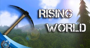 RISING WORLD: Minecraft in realistisch! – PREVIEW