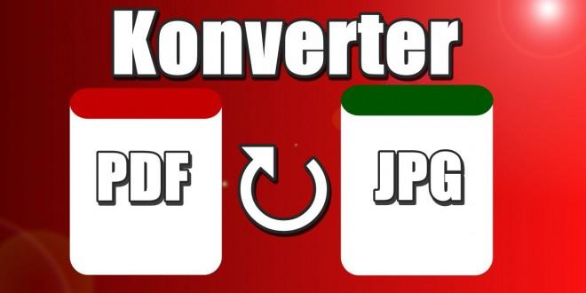 PDF-Datei zu JPG-Datei umwandeln