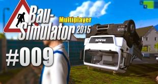 Bau-Simulator 2015 Gold Multiplayer #009 – Überschlag!