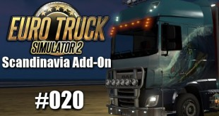 Euro Truck Simulator 2: Scandinavia Add-On #020 – Der Landschaftsfotograf