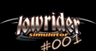 Lowrider-Simulator #001 – Unter tschechischem Kennzeichen