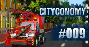 CITYCONOMY – Service for your City Stadtsimulator #009 – Im Haus verkeilt…